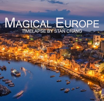Stan Chang - Magical Europe - Feature