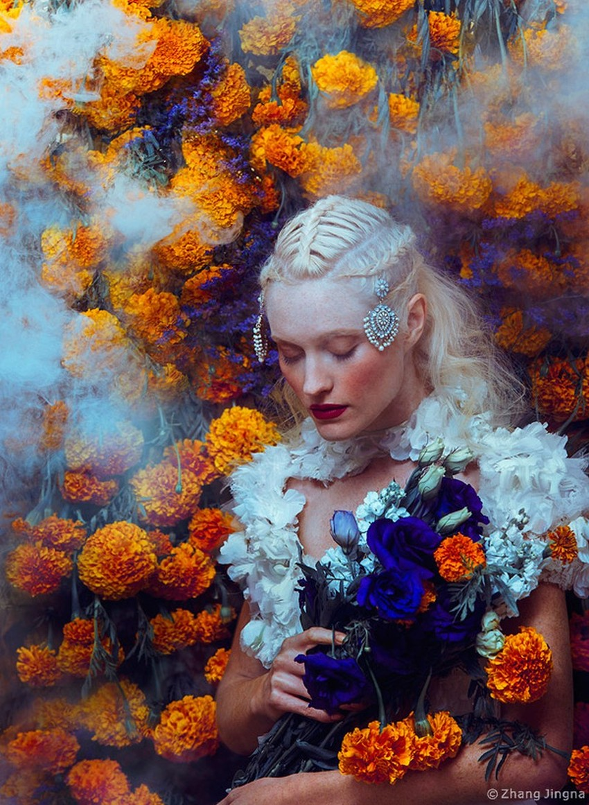 Secret Garden: Motherland Chronicles: Portraits Of Women By Zhang Jingna