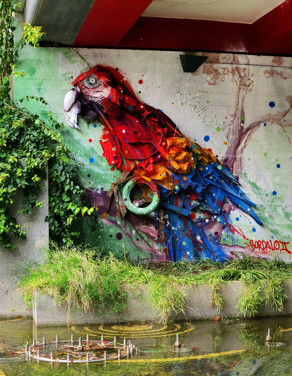 Bordalo II - Street Art - 41lk78