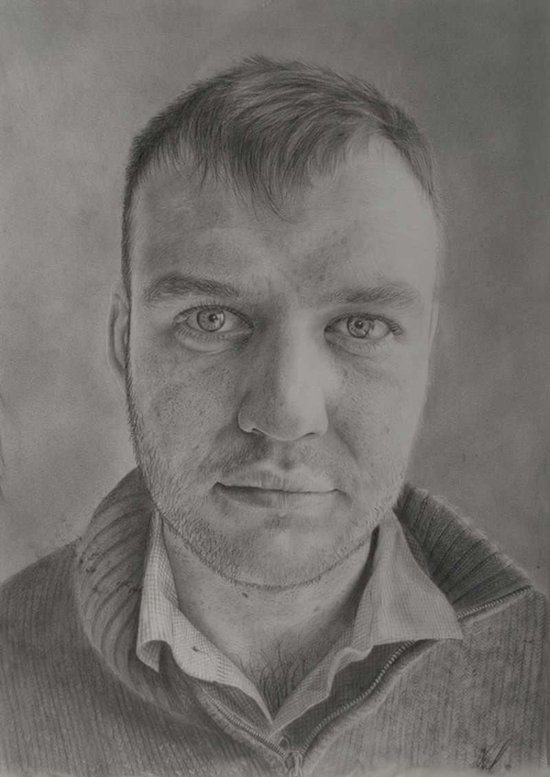 Rebekka Lord-johnson-Pencil Drawings-8453