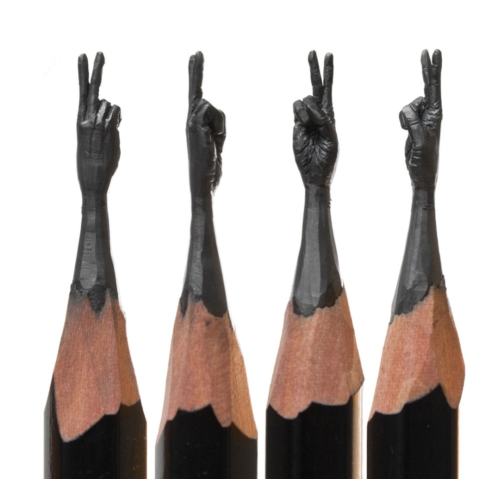 Salavat Fidai-pencil-sculpture-441daw