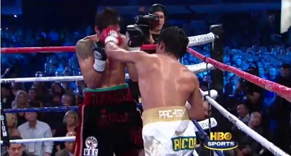 Photo: Paquiao-Margarito / HBO - Youtube