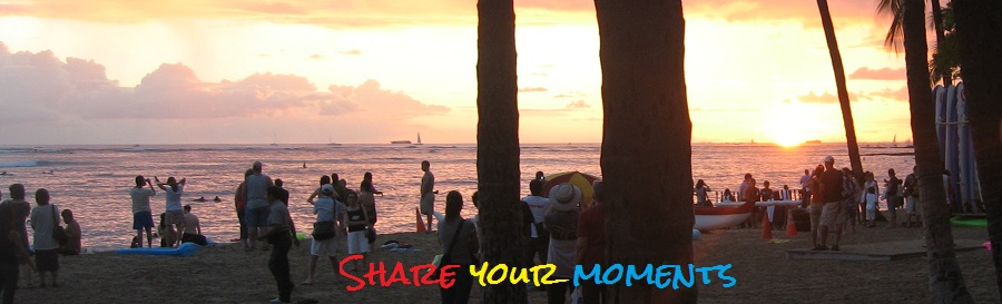 Share Your Moments
