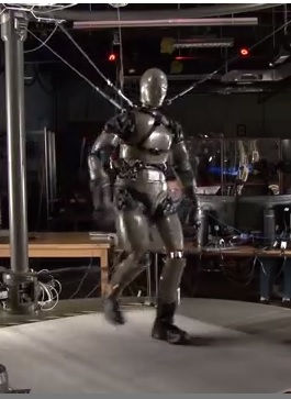 Petman Boston Dynamics
