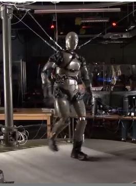 Petman Boston Dynamics
