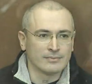 Mikhail Khodorkovsky / Photo: Euronews - Via Youtube (printscreen)