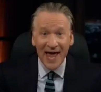 Bill Maher Rants Against God