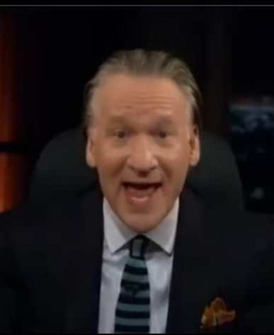 Bill Maher Rants Against God
