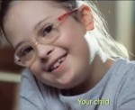 A Scared Future Mom of Down Syndrome Child Sent a Letter to CoorDown. Watch the heart warming video response.