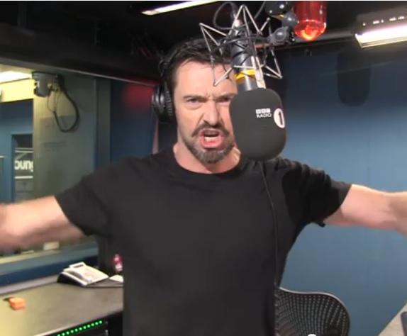 Wolverine The Musical Hugh Jackman