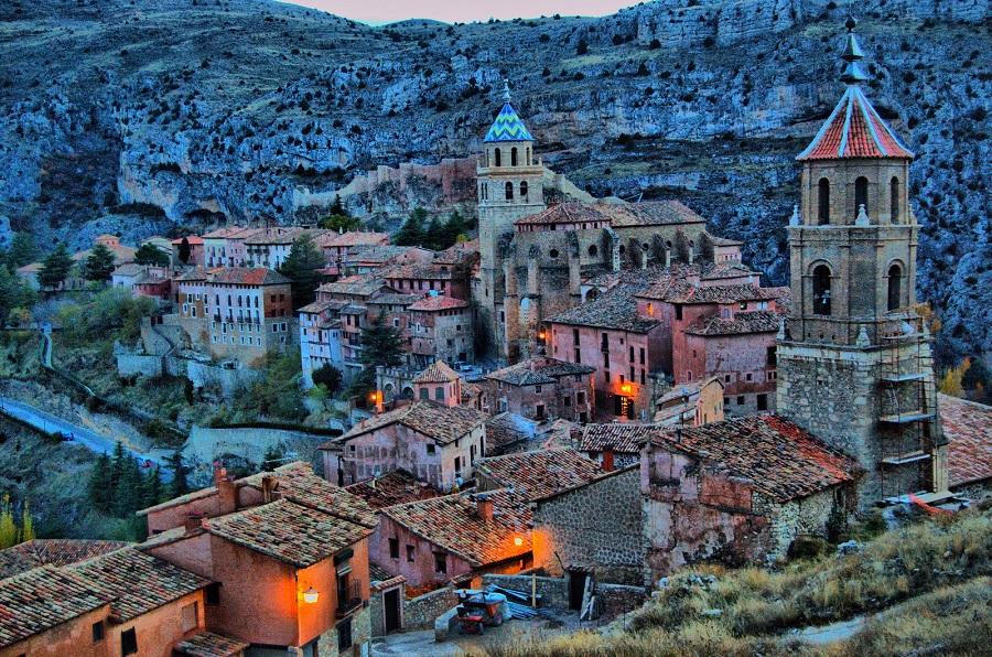 Albarracín - Aragon, Spain