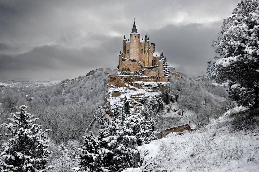 Alcázar of Segovia - Segovia, Spain