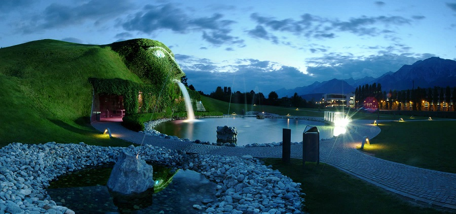 Swarovski Crystal Worlds - Wattens, Austria