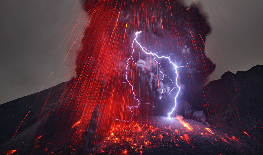 Japan - Sakurajima