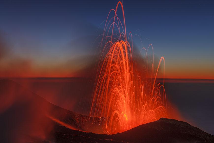 Italy - Etna February 2014