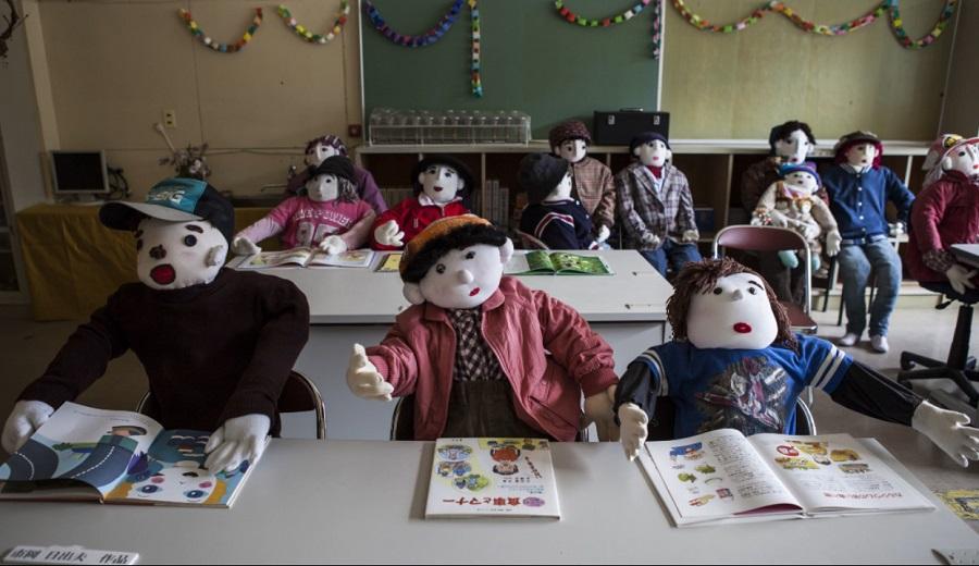 Valley Dolls Nagoro Japan