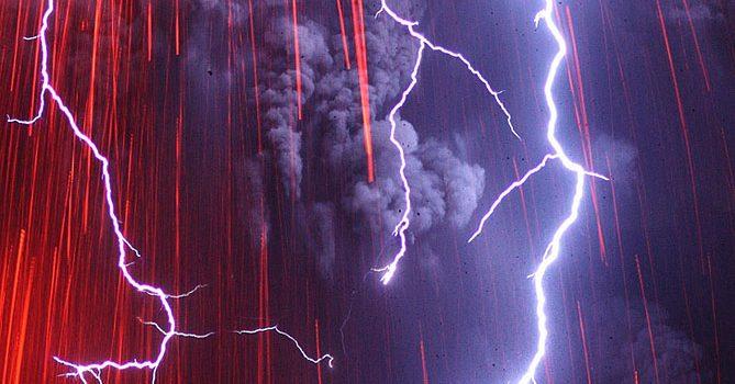 Volcano Eruption-Martin Rietze