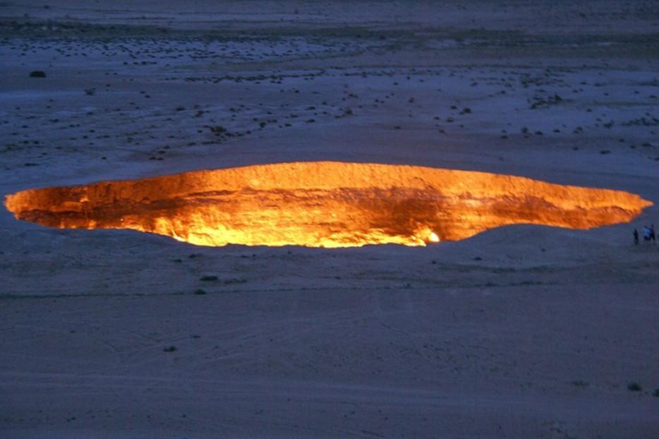 Gateway to Hell, Turkmenistan