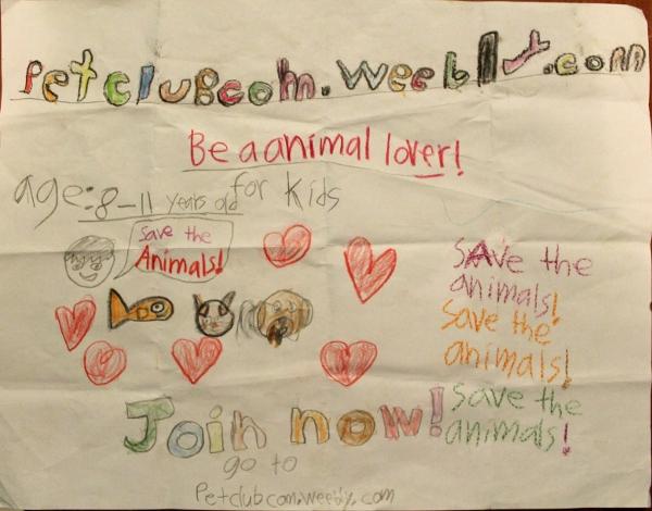 Ken - Save Animal -Poster 1