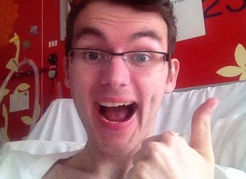 Stephen Sutton – Inspirational Fundraiser Teenager