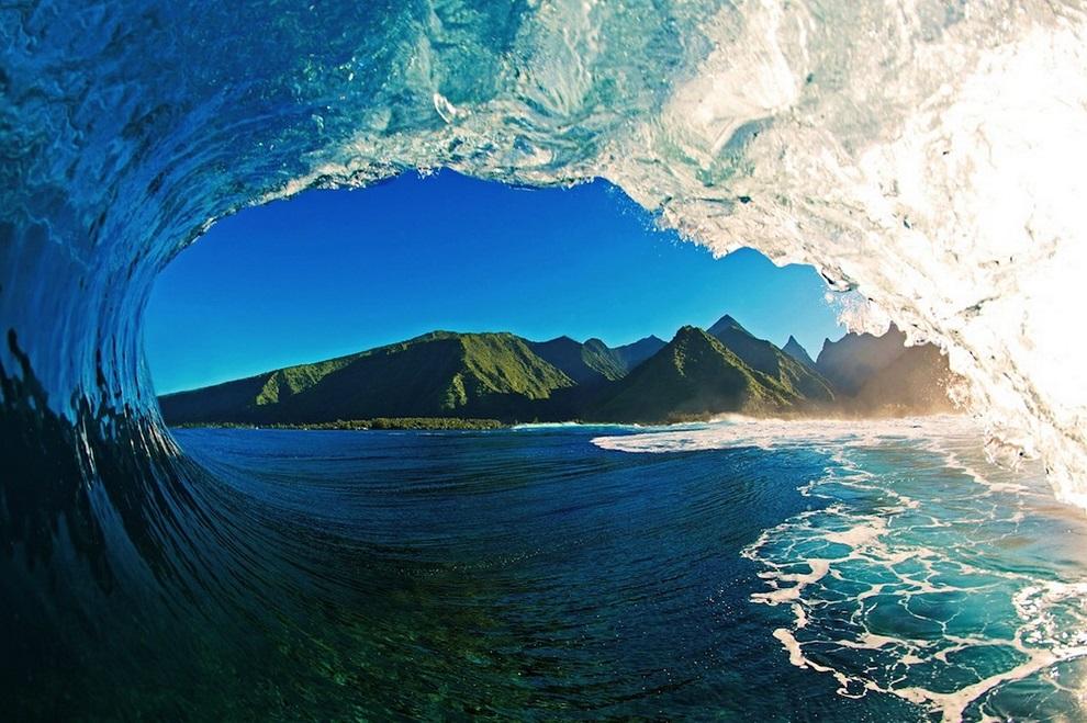 Clark Little - ocean surf wave photos 254126