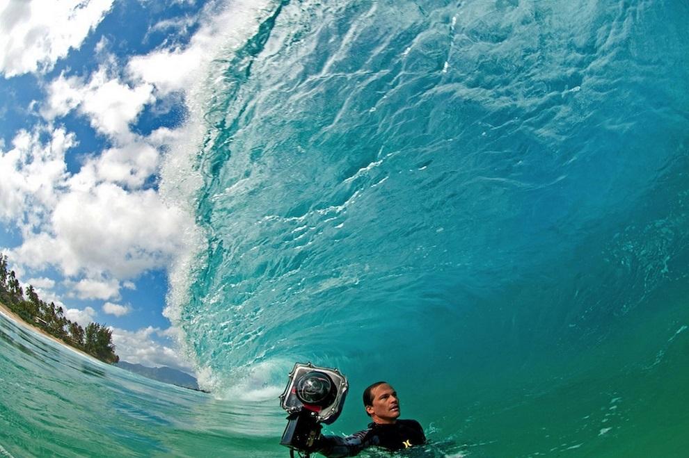 Clark Little - ocean surf wave photos 5474865