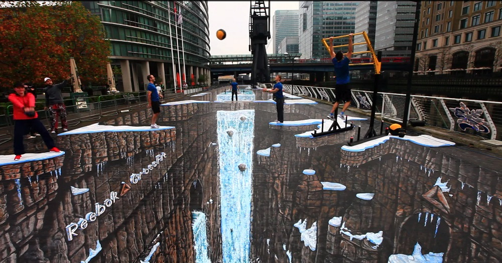 Joe Hill - 3D Street Art 9985468