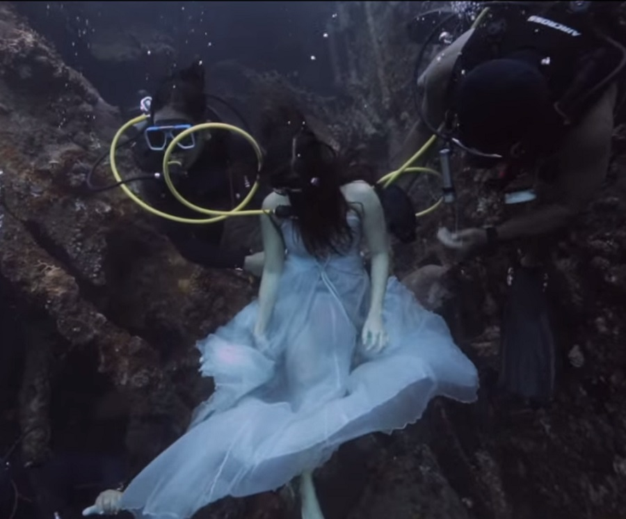 Von Wong - Underwater Photography 982514354