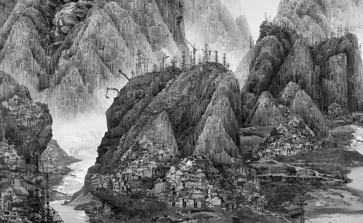 Yang Yongliang - The New World 3-876645