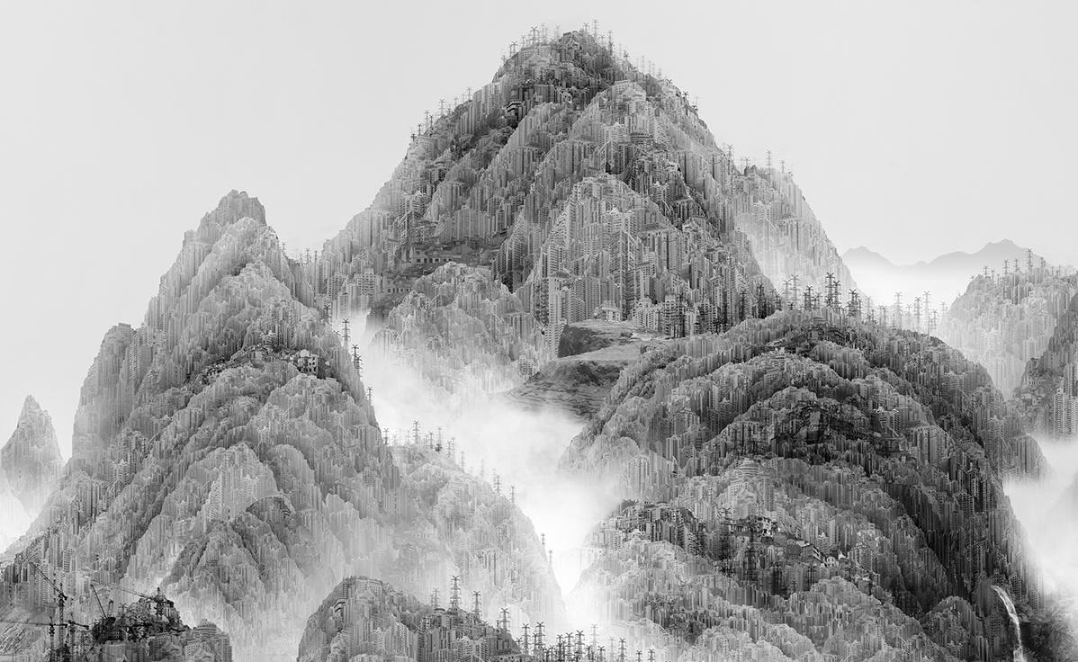 Yang Yongliang - The New World 8-975412