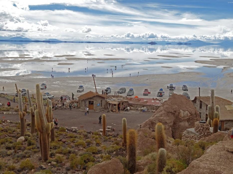 1-Salar De Uyuni - Bolivia - B