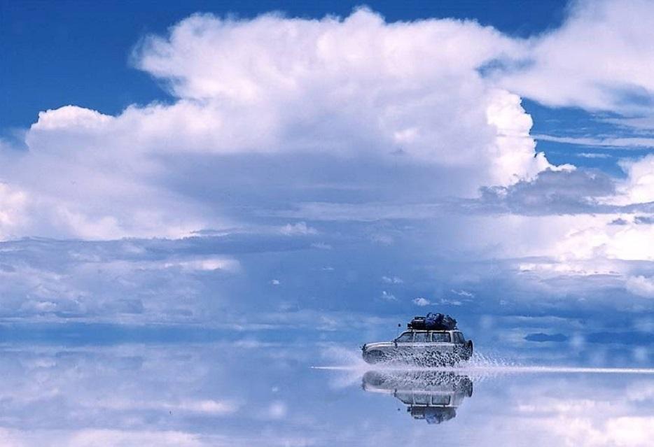 1-Salar De Uyuni - Bolivia