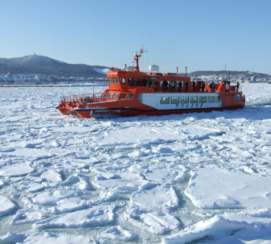 7-Icebreaker North Pole Cruise