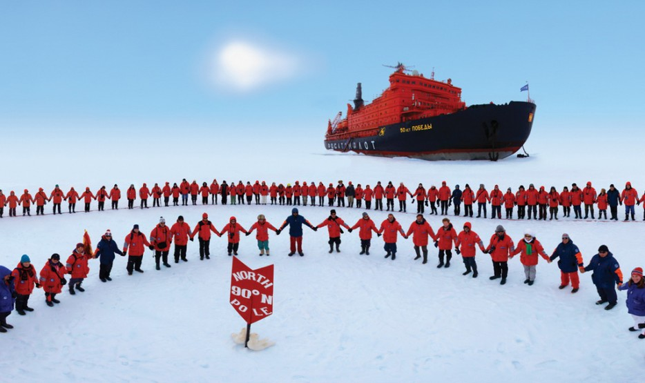 7a-Icebreaker North Pole Cruise