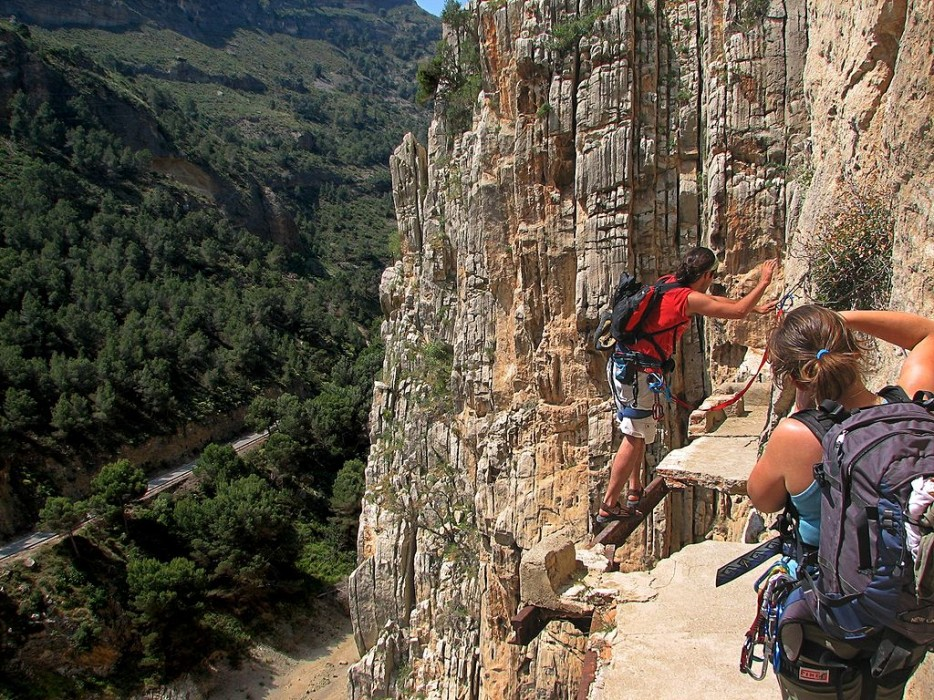 8-El Caminito del Rey Malaga Spain