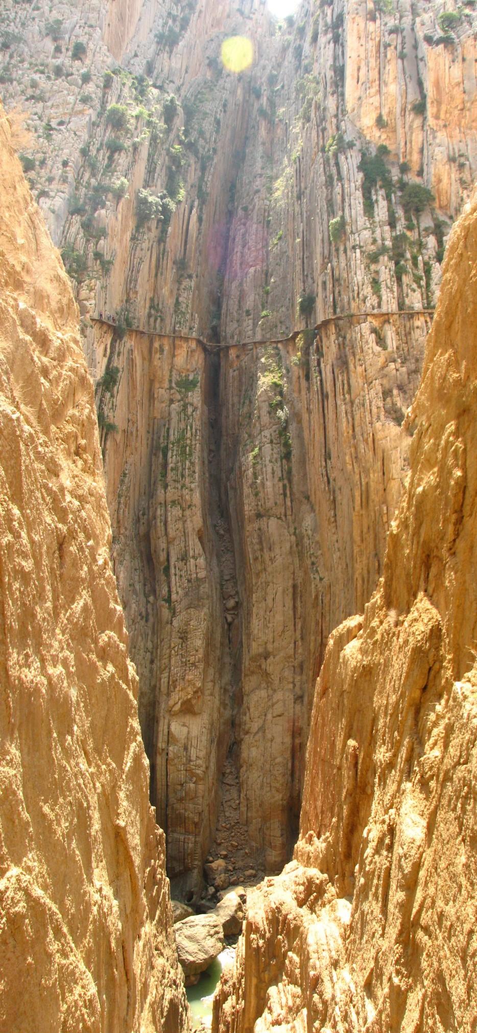 8a-El Caminito del Rey Malaga Spain