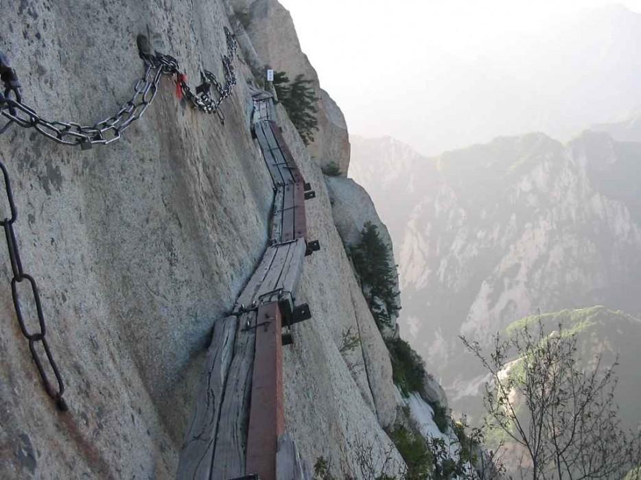 9-Mt. Hua Shan