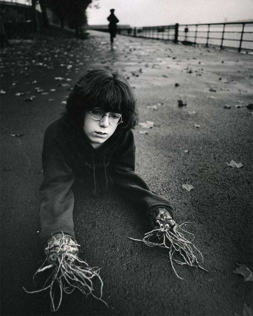 Arthur Tress - children surreal nightmare  25462512