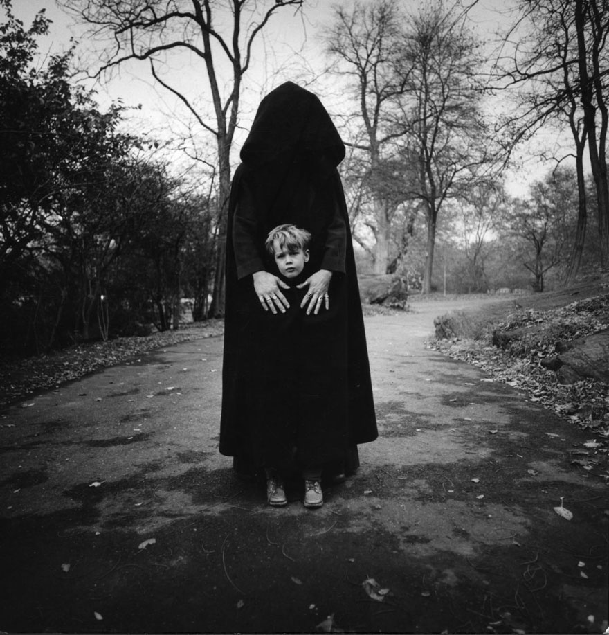 Arthur Tress - children surreal nightmare  5436955