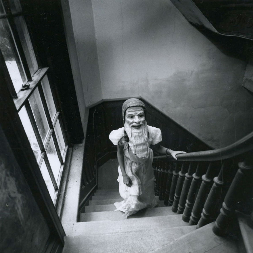 Arthur Tress - children surreal nightmare  584569