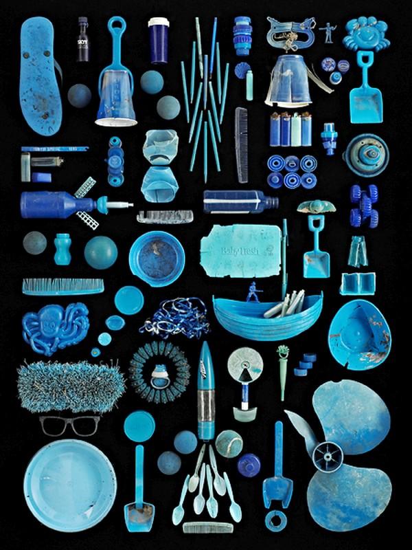 Barry Rosenthal - Trash Fine Art - Blue Ocean 98545745