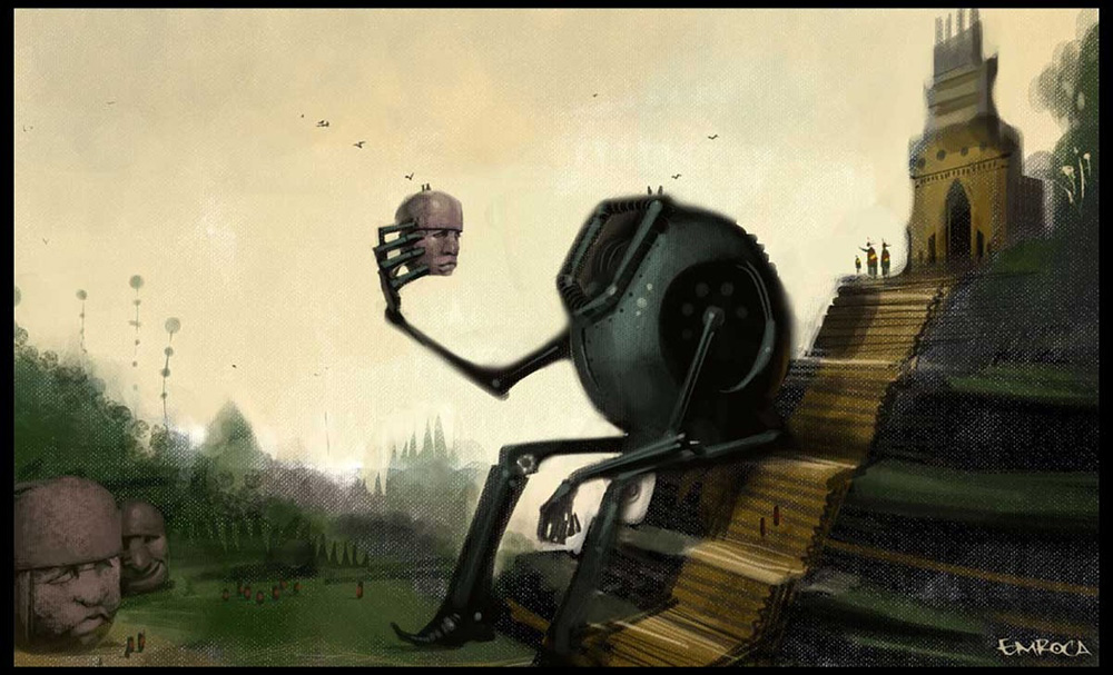 Jose Emroca_ Mood For The Day