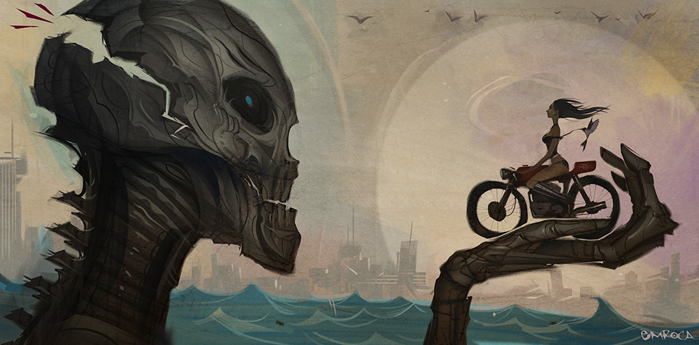 Jose Emroca_ The Talk