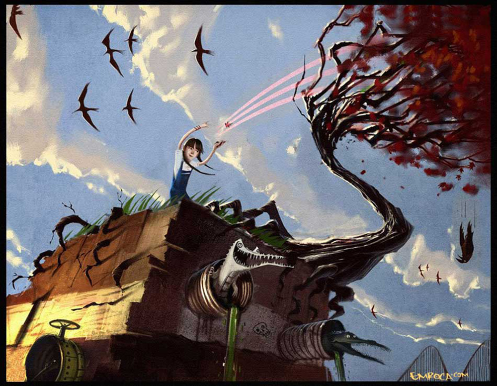 Jose Emroca_Alyssa s Bird