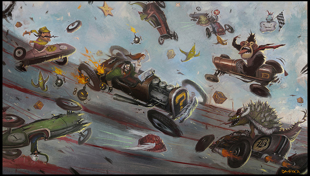 Jose Emroca_Kingdom of Krash