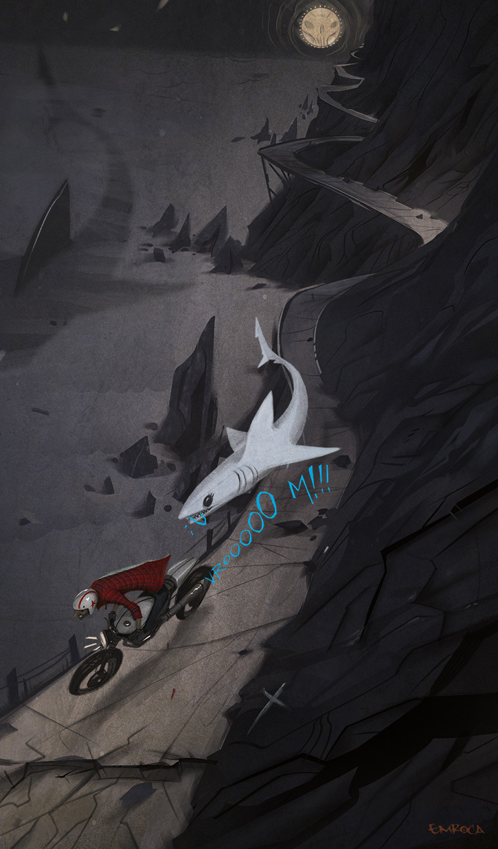 Jose Emroca_Toothy Twistees