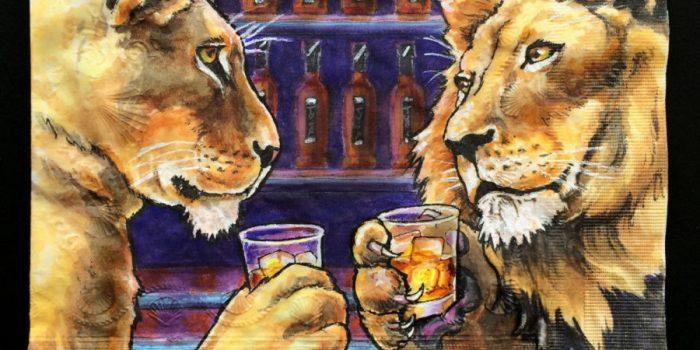 Nina Levy – Lions With Liquor