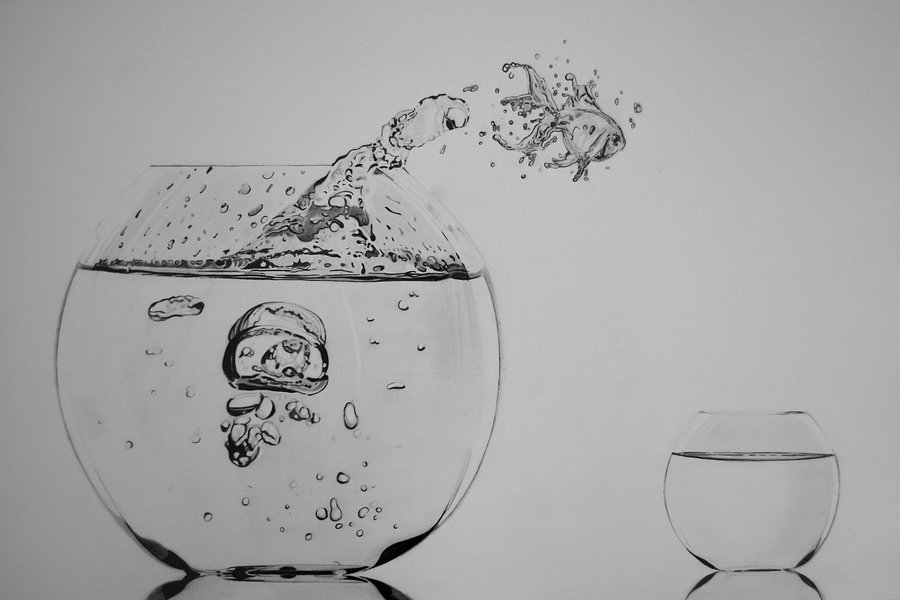 Hyper Realistic Pencil Drawings By Artist Paul Stowe With