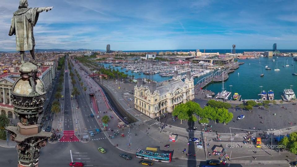 Rob Whitworth - Barcelona Spain 985425