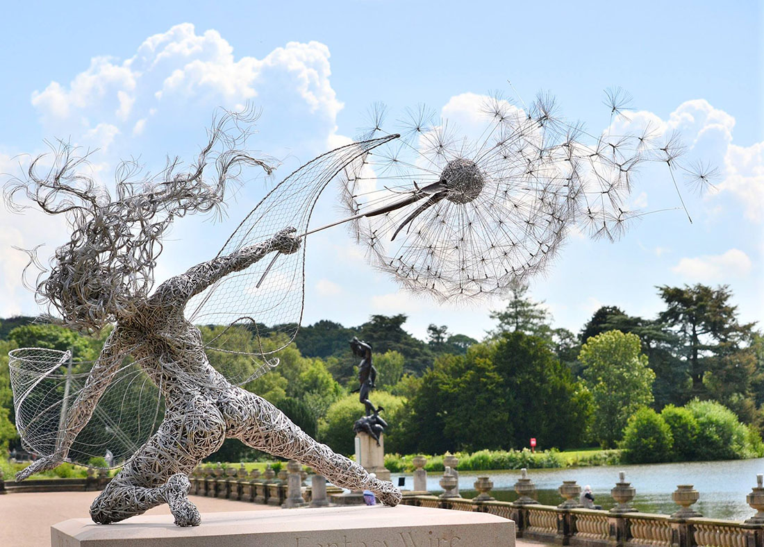 Robin Wight - Steel Wire Fairies 365974210